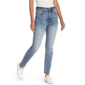 NWT Free People High Waist Skinny Jeans